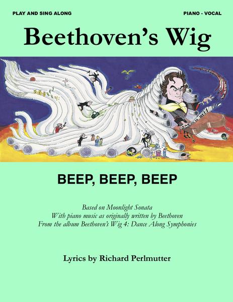 cover of Beep Beep Beep