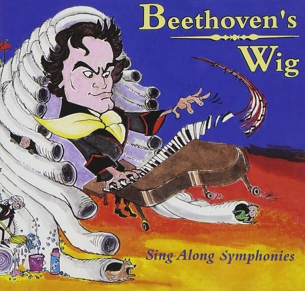 cover of Beethoven's Wig: Sing Along Symphonies