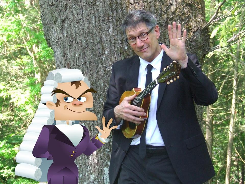 Richard, Beethoven and Mandolin